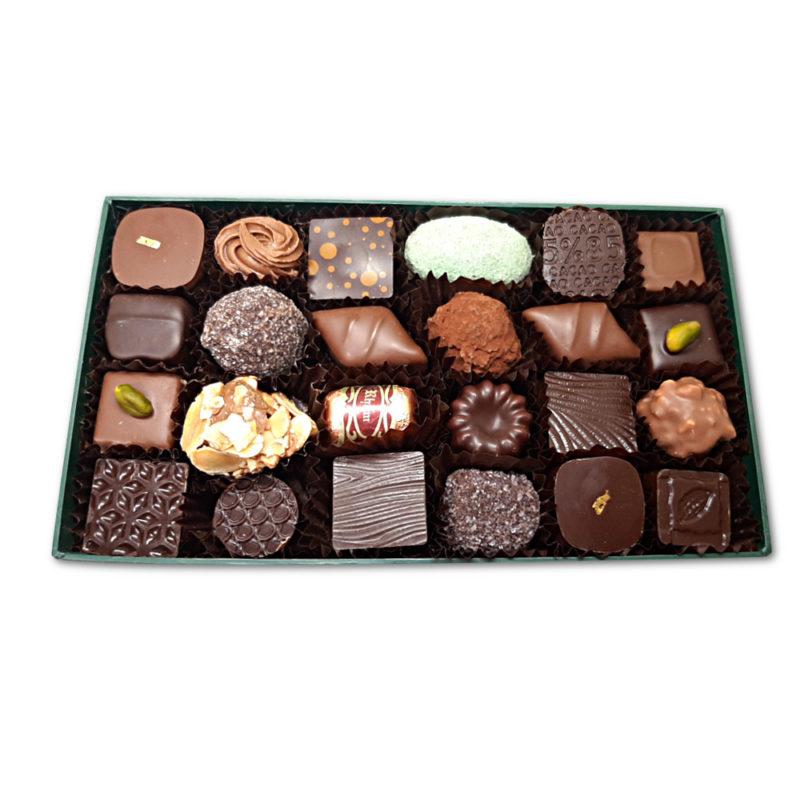 ballotin ingres chocolats 500grammes