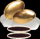 Dragées Chocolat Or