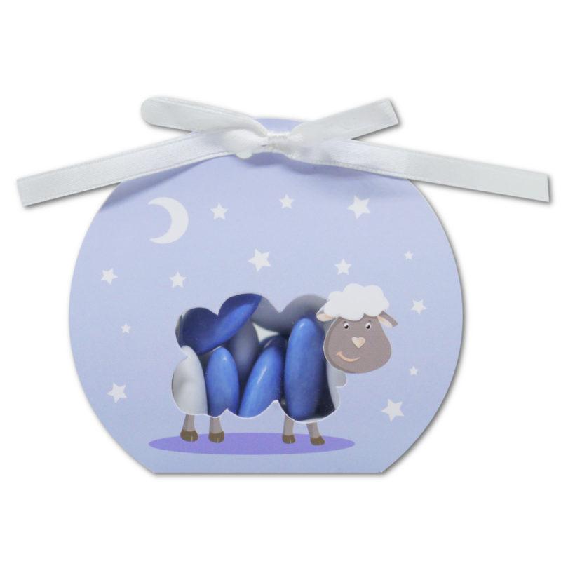 Boîte mouton nuage
