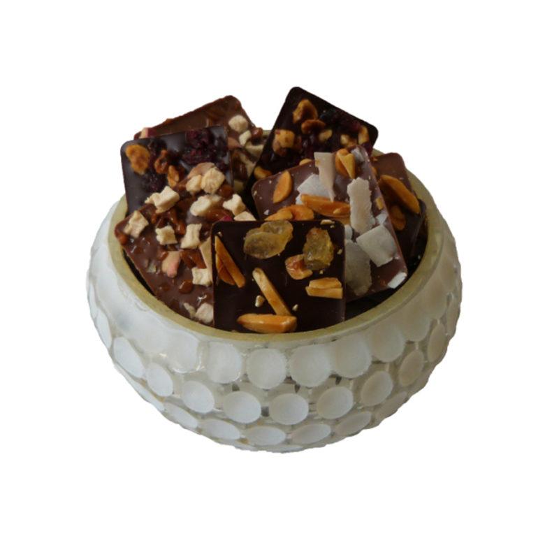 Plaisirs chocolatés