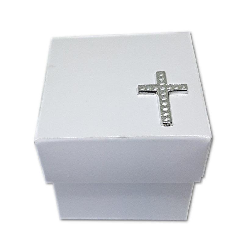 cube blanc + croix