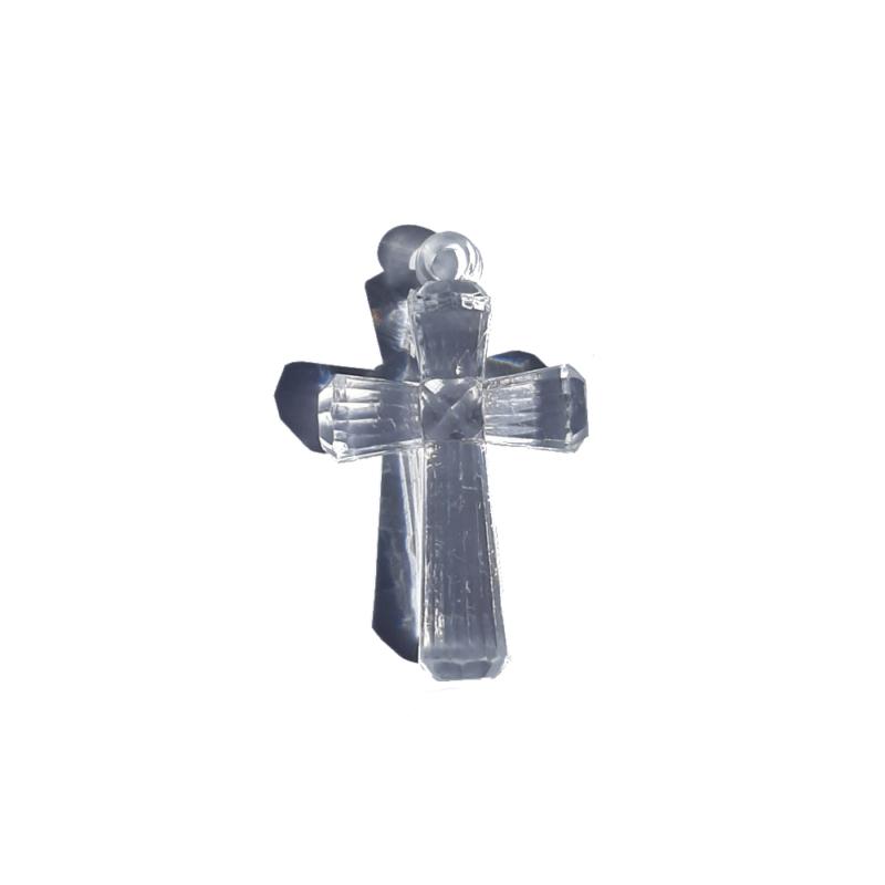 Croix transparente
