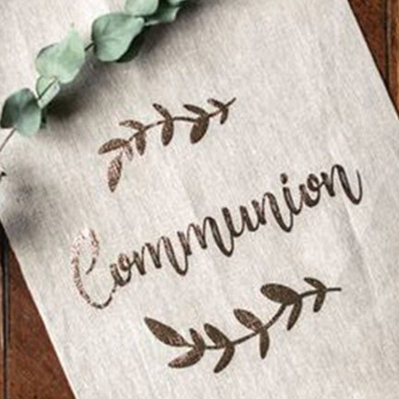 Emballages Communion